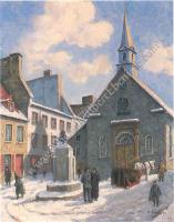 Église Notre-Dame-des-Victoires, Québec