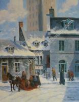 Rue Desjardins, Vieux-Québec